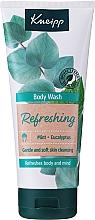 Profumi e cosmetici Gel doccia con menta e eucalipto - Kneipp Mint and Eucalyptus Body Wash