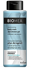 Profumi e cosmetici Lozione doccia idratante - Farmona Biomea Moisturizing And Shower Gel