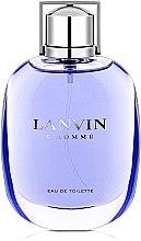 Profumi e cosmetici Lanvin L'Homme Lanvin - Eau de toilette