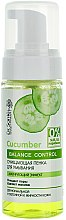 Profumi e cosmetici Schiuma detergente - Dr. Sante Cucumber Balance Control