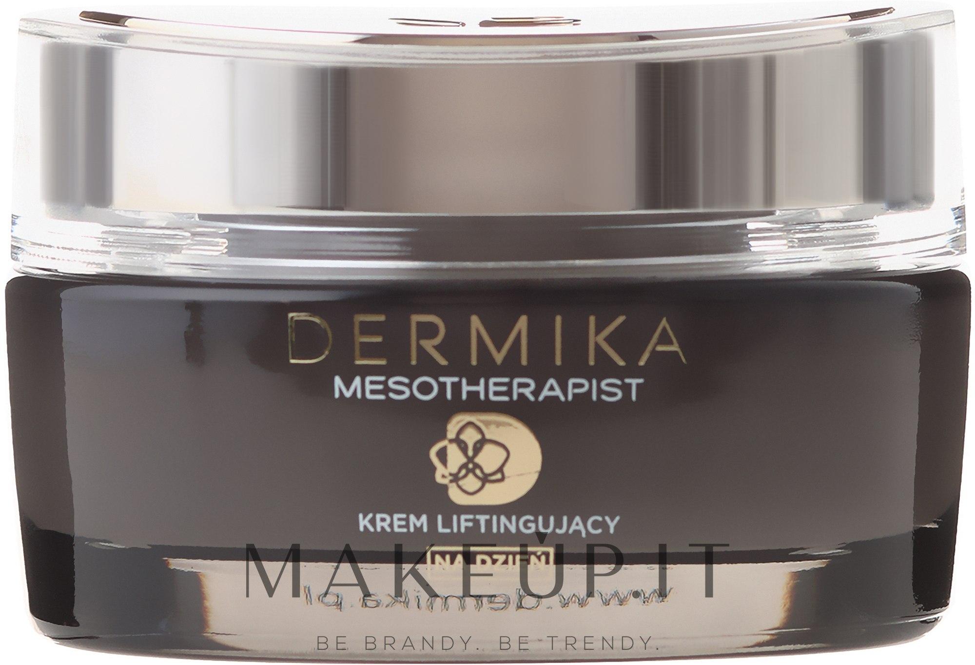 Crema lifting viso - Dermika Mesotherapist Lifting Cream — foto 50 ml