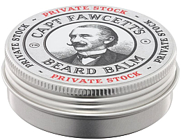 Profumi e cosmetici Balsamo per barba - Captain Fawcett Private Stock