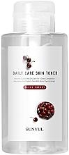 Profumi e cosmetici Tonico rinfrescante all'estratto di amarena - Eunyul Daily Care Skin Toner Black Cherry