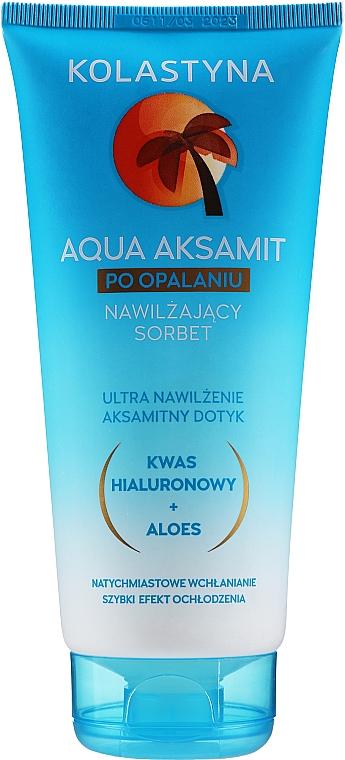 Sorbetto doposole idratante - Kolastyna Sun Care