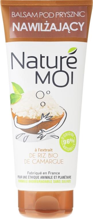 "Latte doccia ""Riso"" - Nature Moi Shower Milk — foto N1"