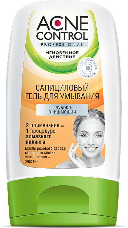 Gel detergente salicilico - Fito Cosmetic Acne Control Professional