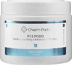 Profumi e cosmetici Peeling granulare agli acidi 18% per piedi - Charmine Rose Charm Podo P13
