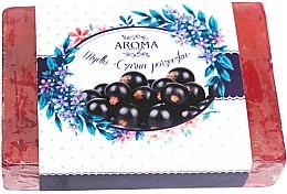 """Profumi e cosmetici Sapone """"Ribes nero"""" - Delicate Organic Aroma Soap"""