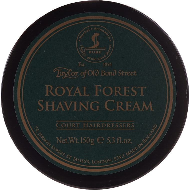 Schiuma da barba - Taylor of Old Bond Street Royal Forest