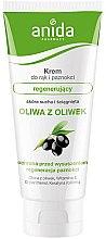 Profumi e cosmetici Crema mani e unghie - Anida Pharmacy Olive Hand Cream
