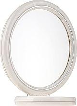 Specchio rotondo, 15 cm, 9502, bianco - Donegal Mirror — foto N1