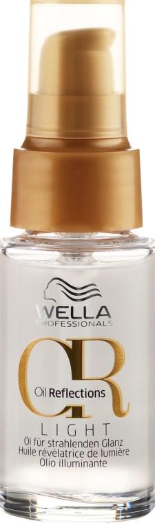 Olio per capelli - Wella Professionals Oil Reflection Light