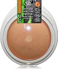 Profumi e cosmetici Cipria cotta minerale - Zao Baked Face Powder Refill (ricarica)