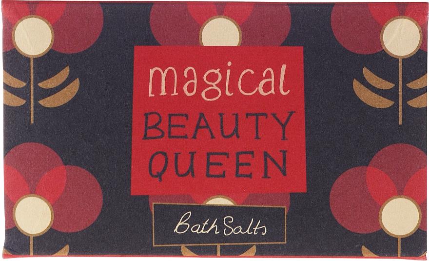 Set - Bath House Barefoot & Beautiful Magical Beauty Queen (lip/balm/15g + b/salt/100g) — foto N4