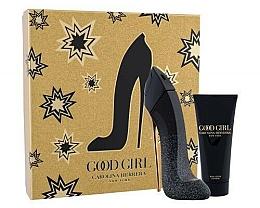 Profumi e cosmetici Carolina Herrera Good Girl Supreme - Set (edp/80ml+ b/lot/100ml)