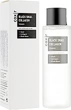 Profumi e cosmetici Essenza tonica viso antietà - Coxir Black Snail Collagen Toner