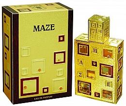 Profumi e cosmetici Al Haramain Maze - Eau de parfum