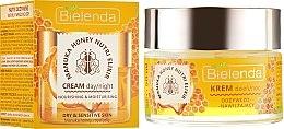 Profumi e cosmetici Crema viso idratante nutriente - Bielenda Manuka Honey Nutri Elixir Day/Night Cream