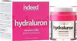 Profumi e cosmetici Gelatina per idratare la pelle - Indeed Labs Hydraluron Moisture Jelly