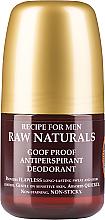 Profumi e cosmetici Deodorante stick - Recipe For Men RAW Naturals Goof Proof Antitranspirant Deodorant