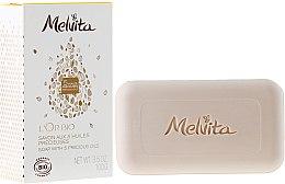 Profumi e cosmetici Sapone viso e corpo - Melvita L'Or Bio Soap
