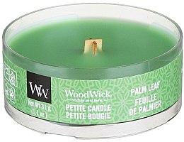 Profumi e cosmetici Candela profumata in bicchiere - Woodwick Petite Candle Palm Leaf