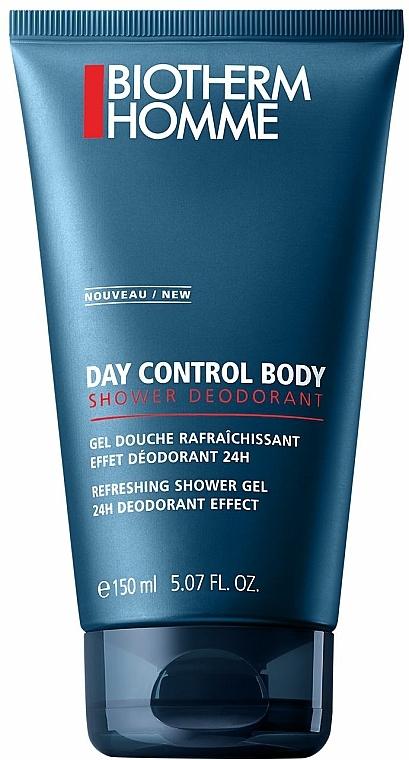 Gel doccia - Biotherm Homme Day Control Body Shower Deodorant — foto N1