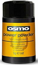 Profumi e cosmetici Polvere texturizzante per capelli - Osmo Power Powder Texturising Dust