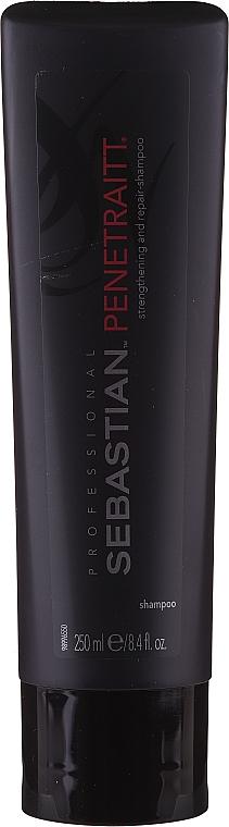 Shampoo rinforzante e rigenerante - Sebastian Professional Penetraitt Shampoo — foto N1