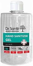 Profumi e cosmetici Gel mani antibatterico con aloe - Dr. Sante Antibacterial Hand Sanitizer Gel With Aloe