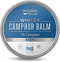 Profumi e cosmetici Balsamo corpo - Wooden Spoon Winter Camphor Balm For Kids
