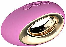Profumi e cosmetici Massaggiatore vibrante a forma di uovo, rosa - Lelo Alia Deep Rose Luxury Waterproof Rechargeable Personal Massager