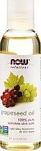 Profumi e cosmetici Olio di semi d'uva - Now Foods Solutions Grapeseed Oil