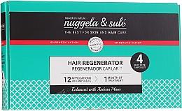 Profumi e cosmetici Fiale per la rigenerazione dei capelli - Nuggela & Sule' Hair Regenerator Ampoules