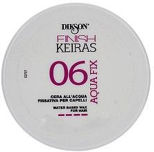 Profumi e cosmetici Cera fissante a base acqua - Dikson Finish Keiras Aqua Fix