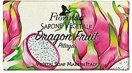 "Profumi e cosmetici Sapone naturale ""Pitahaya"" - Florinda Dragon Fruit Natural Soap"