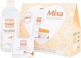 Profumi e cosmetici Set - Mixa (cr/50ml+water/400ml)