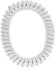Elastico-braccialetto per capelli - Invisibobble Slim Chrome Sweet Chrome — foto N2