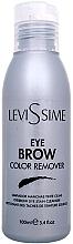 Profumi e cosmetici Color remover per sopracciglia - LeviSsime Eye Brow Color Remover