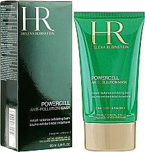 Profumi e cosmetici Maschera viso detergente - Helena Rubinstein Powercell Anti-Pollution Mask