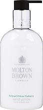 Profumi e cosmetici Lozione mani - Molton Brown Mulberry & Thyme Enriching Hand Lotion