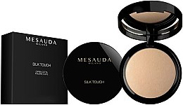 Cipria - Mesauda Milano Silk Touch Powder — foto N1