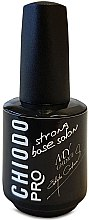 Profumi e cosmetici Base per smalto gel - Chiodo Pro Base Strong Salon