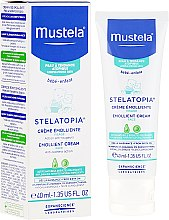 Profumi e cosmetici Crema viso emolliente - Mustela Bebe Emollient Cream