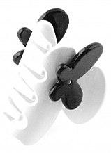 Profumi e cosmetici Pinza per capelli 239, bianca - Moliabal Milano Hair Clip