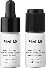 Profumi e cosmetici Siero anti-pigmentazione - Medik8 White Balance Brightening Serum
