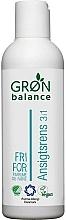 Profumi e cosmetici Detergente viso 3 in 1 - Gron Balance Facial Cleanser 3in1
