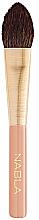 Profumi e cosmetici Pennello per fondotinta e correttore - Nabla Precision Powder Brush