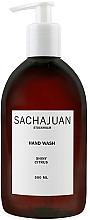 """Profumi e cosmetici Sapone liquido """"Agrumi e Gelsomino"""" - Sachajuan Shiny Citrus Hand Wash"""