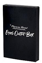 Profumi e cosmetici Set trucco occhi - Pierre Rene Outfit Eyes Box (mascara/15ml + liner/2.5ml + pencil/0.35g)